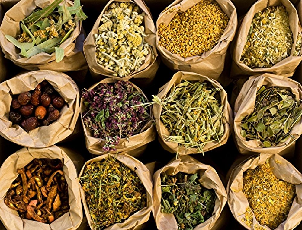 Gaminiai iš vaistinių augalų